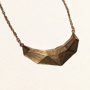 Jewelry - Bulky Gold Necklace